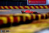 Robert Shwartzman, Ferrari, Fiorano, 2021