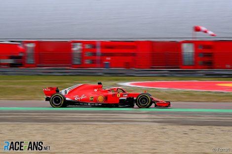 Marcus Armstrong, Ferrari, Fiorano, 2021