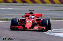 """Alesi's Fiorano test was a """"farewell to Ferrari"""""""