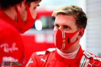 Mick Schumacher, Ferrari, Fiorano, 2021