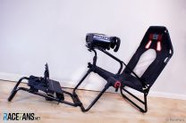 Next Level GT Lite foldable simracing seat reviewed