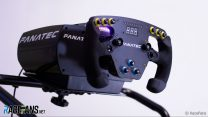 Fanatec CSL Elite F1 steering wheel and load cell brake pedal reviewed