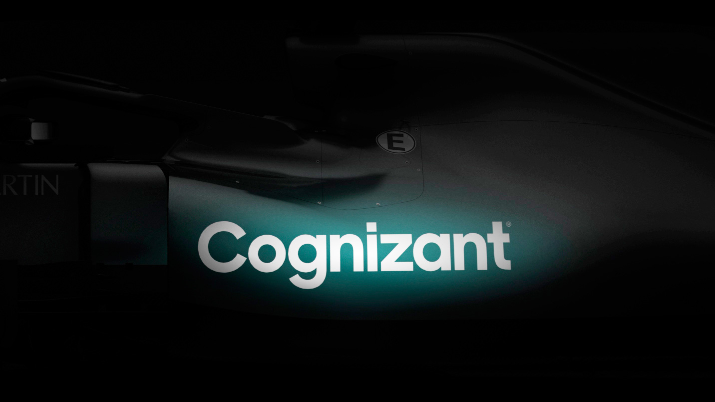 Aston Martin Reveals Cognizant As Title Sponsor In First Glimpse Of F1 Team Livery Racefans