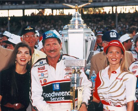 Dale Earnhardt, Indianapolis, 1995