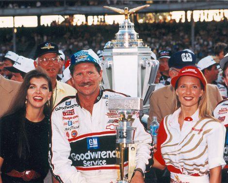 Dale Earnhardt, Indianápolis, 1995