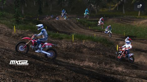MXGP 2020 screenshot