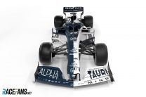 Interactive: Compare the new AlphaTauri AT02 with last year's car