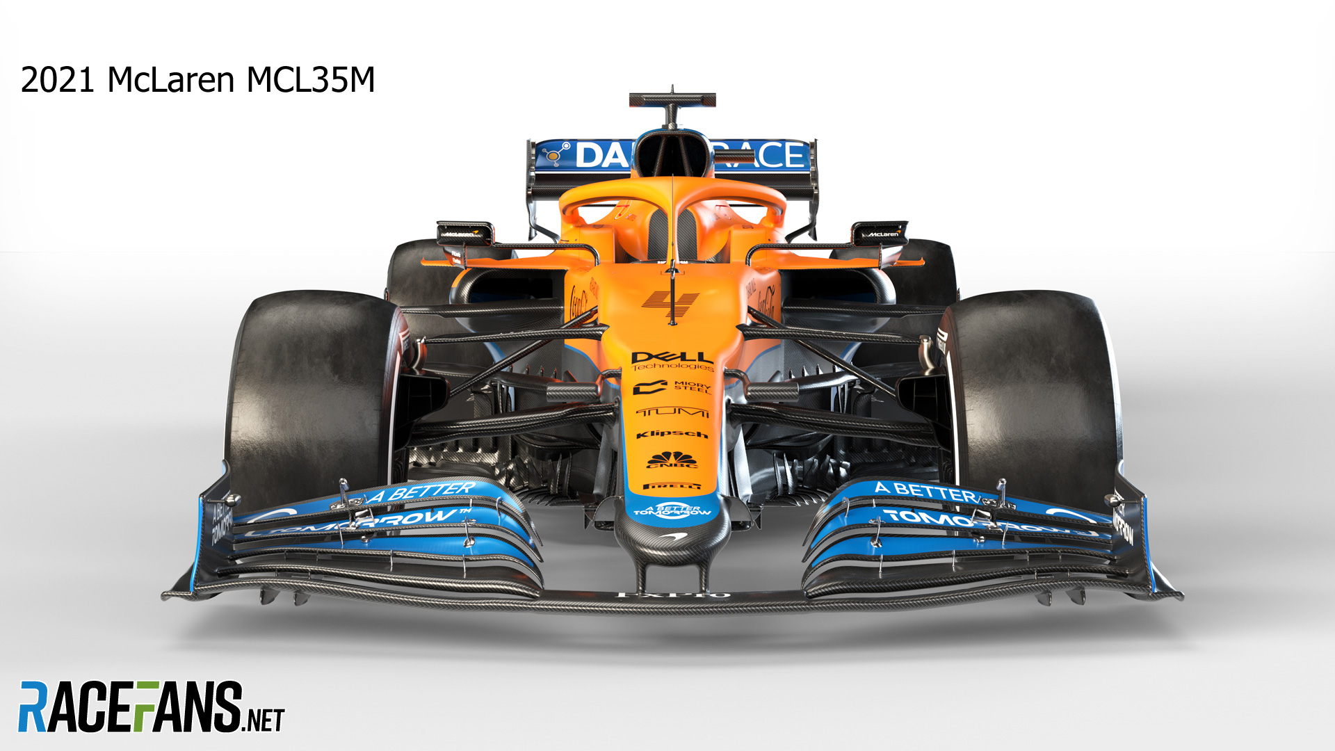 Interactive Compare The New Mclaren Mercedes Mcl35m With Last Year S Car Racefans