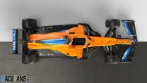 Interactive: Compare the new McLaren-Mercedes MCL35M with last year's car