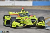 Simon Pagenaud, Penske, IndyCar, Sebring, 2021