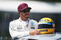 Hamilton: Senna also faced a system which wasn't always kind to him