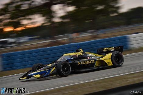 Colton Herta, Andretti, IndyCar, Sebring, 2021