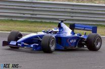Jean Alesi, Prost, Estoril, 2001