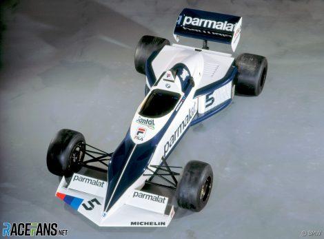 Brabham BT52, 1983