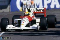 Ayrton Senna, McLaren, Phoenix, 1991