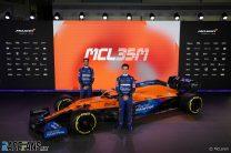 Daniel Ricciardo, Lando Norris, McLaren, 2021