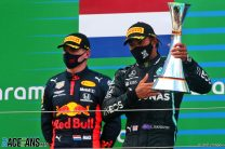 Red Bull believe Verstappen is 'top of Mercedes' list' if Hamilton leaves