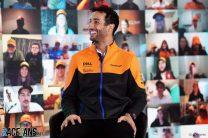 Daniel Ricciardo, McLaren, 2021