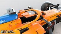 McLaren-Mercedes MCL35M, 2021