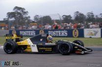 Roberto Moreno, Minardi, Adelaide, 1992