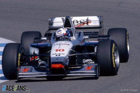 David Coulthard, McLaren, Jerez, 1997