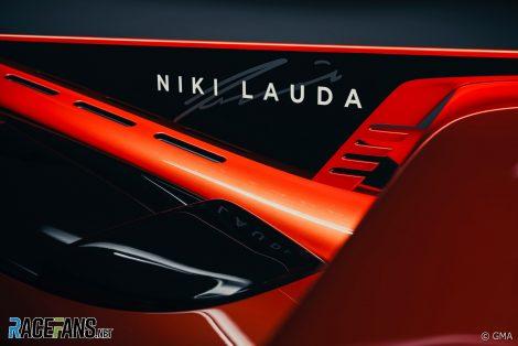 Gordon Murray Automotive T.50s Niki Lauda, 2021