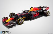 First pictures: Red Bull reveals its new RB16B F1 car for 2021