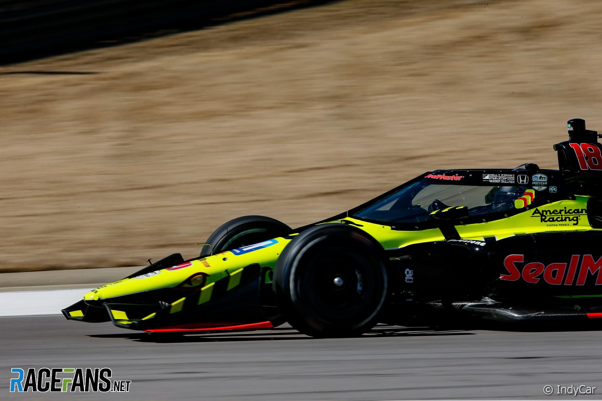 Ed Jones, Coyne, IndyCar, Barber Motorsport Park, 2021