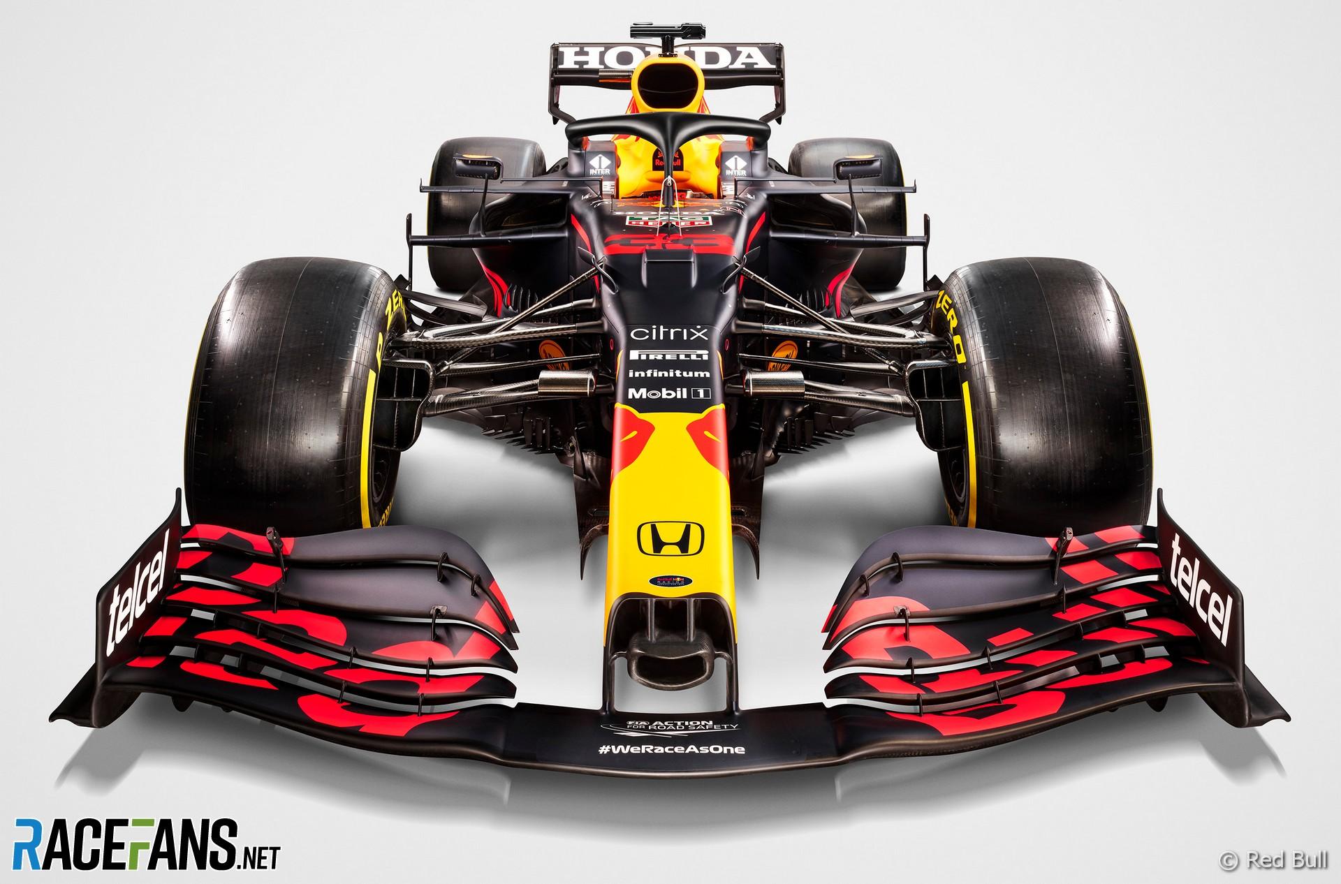 Red Bull RB16B, 2021