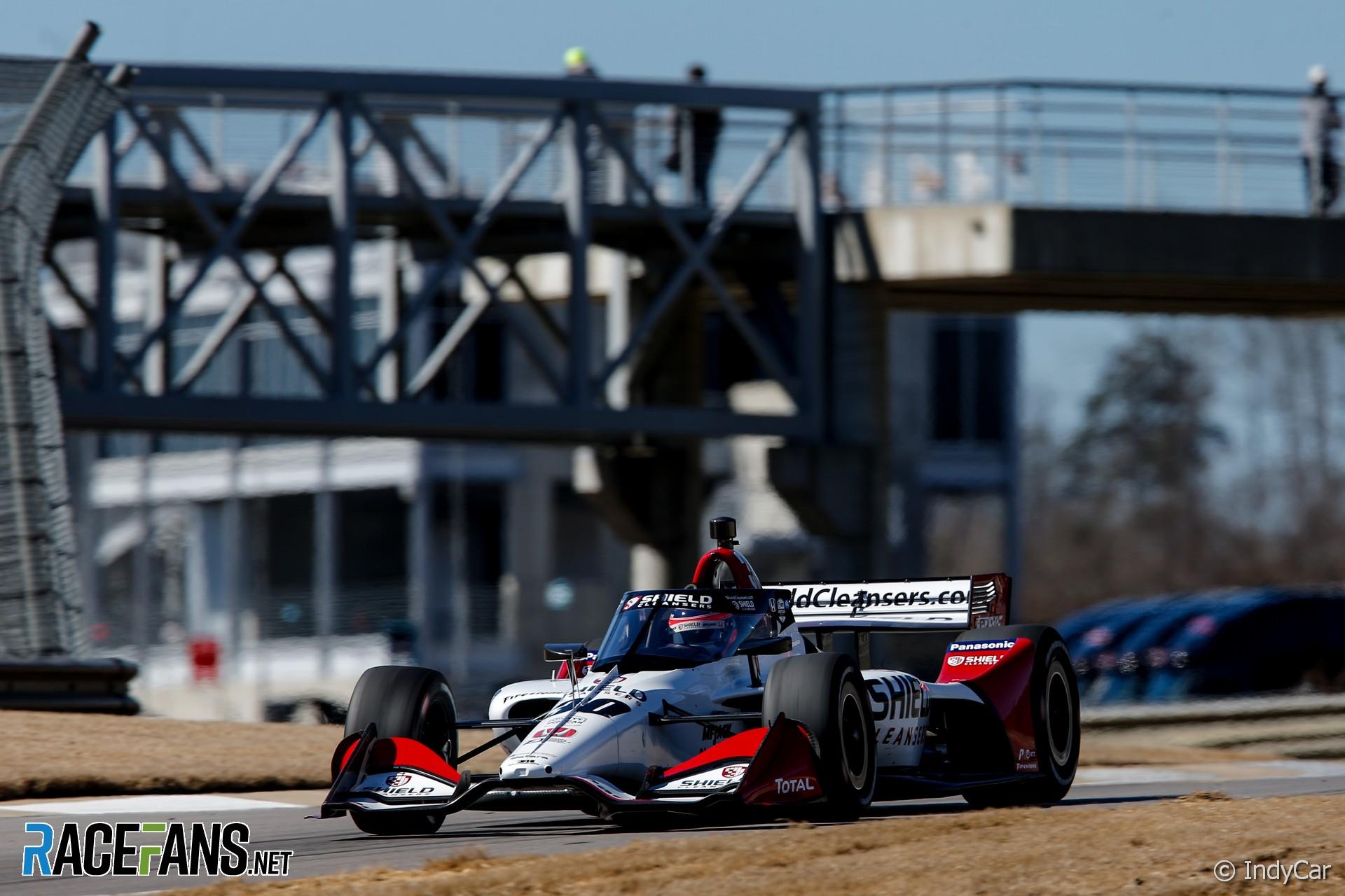 Takuma Sato, RLL, Barber Motorsport Park, 2021