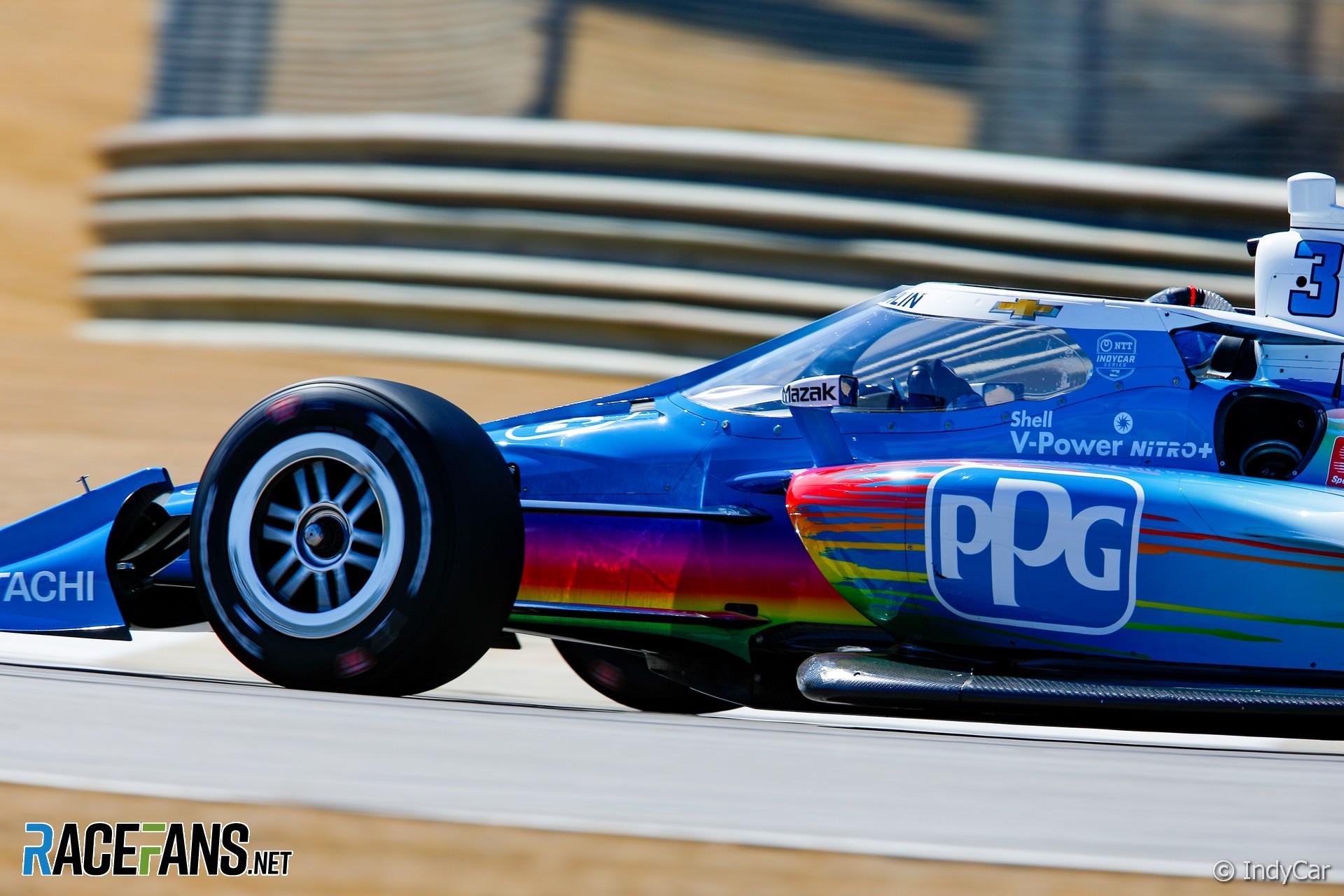 Scott McLaughlin, Penske, Barber Motorsport Park, 2021