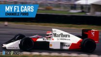My F1 Cars: Pirro on his behind-the-scenes role refining Senna's dominant McLarens