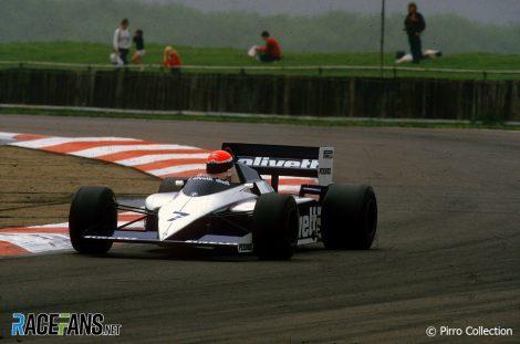 Emanuele Pirro, Brabham BT54