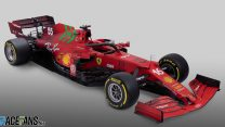 First pictures: Ferrari presents its new SF21 F1 car for 2021