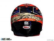 Kimi Raikkonen's 2021 F1 Helmet