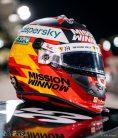 Carlos Sainz's 2021 F1 Helmet