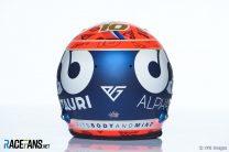 Pierre Gasly's 2021 F1 Helmet