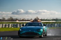 Aston Martin Vantage Safety Car, 2021