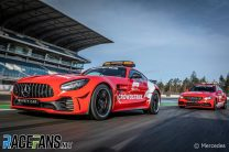 Mercedes Safety Car and Medical Car, 2021