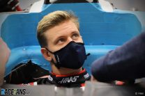 No pressure in bringing famous surname back to F1, says Mick Schumacher