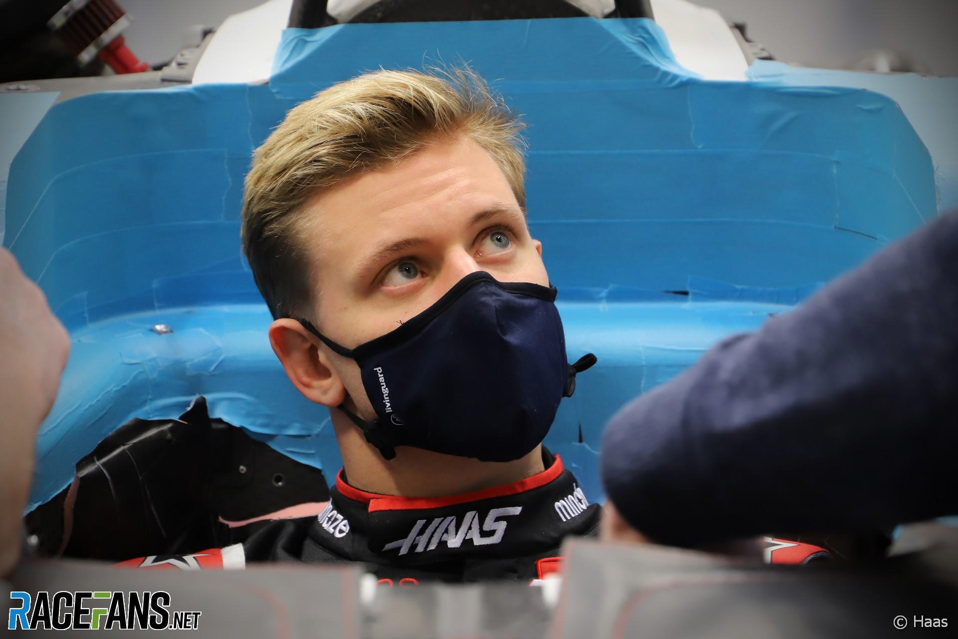Mick Schumacher, Haas, 2021