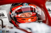 Mick Schumacher grateful for tips from Raikkonen ahead of F1 debut