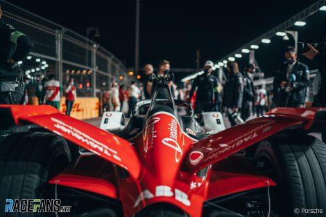 Porsche, Formula E, 2021
