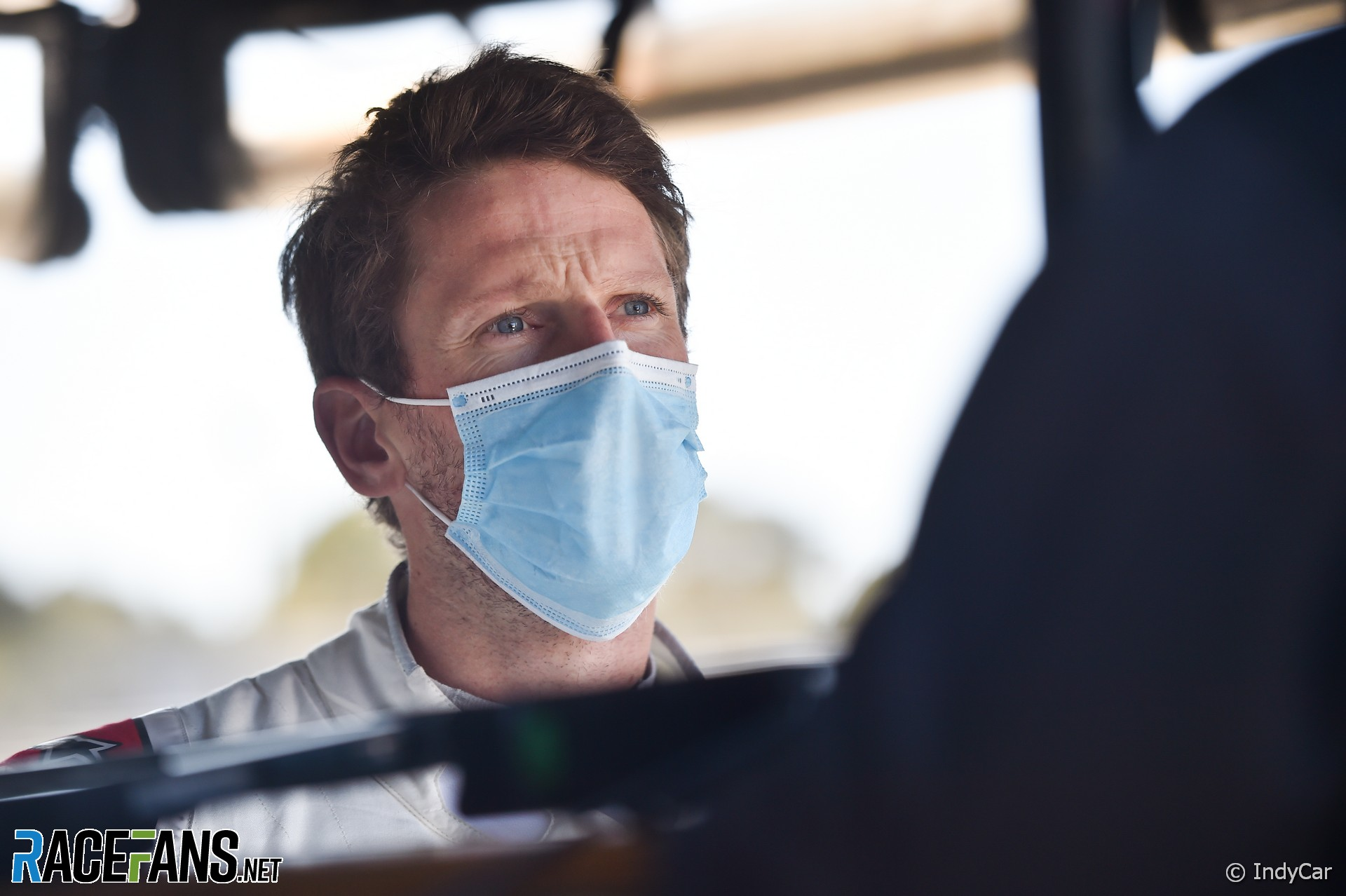 Romain Grosjean, Coyne, Laguna Seca, 2021