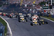 Canadian Grand Prix Montreal (CDN) 13-15 06 1986