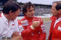 German Grand Prix Hockenheim (GER) 25-27 07 1986