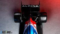 Alpine A521, 2021