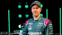"""Aston Martin find Vettel's driving style """"a lot less extreme"""" than Perez's"""