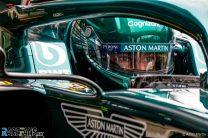 Lance Stroll, Aston Martin, Silverstone, 2021