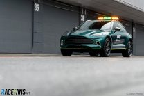 Aston Martin DBX Medical Car, 2021